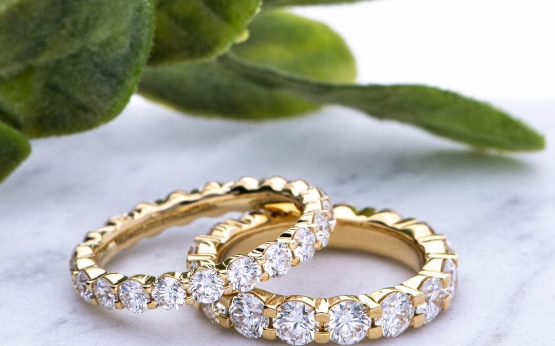 How to Pick Out the Perfect Wedding Band