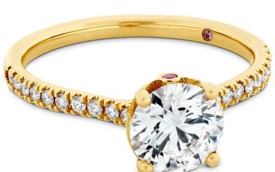 Are Yellow Gold Engagement Rings Tacky?